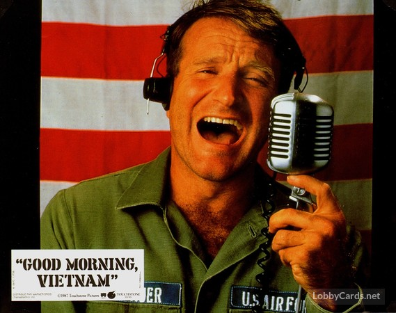an analysis of movie good morning vietnam directed by barry levinson Good morning vietnam essay examples  a comprehensive movie analysis of good morning vietnam by barry levinson  a review of barry levinson's directed movie good .